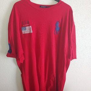 Polo t-shirt 2x